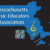 Logo for Massachusetts Music Educators Association